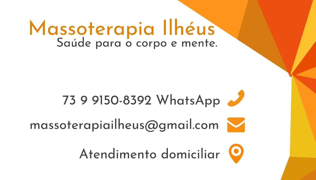 Massoterapia Ilhéus